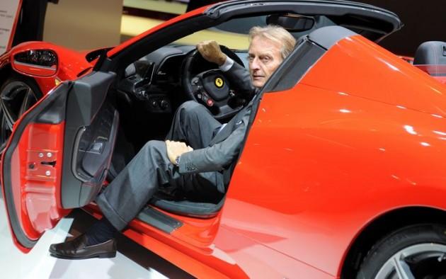 Ferrari Montezemolo