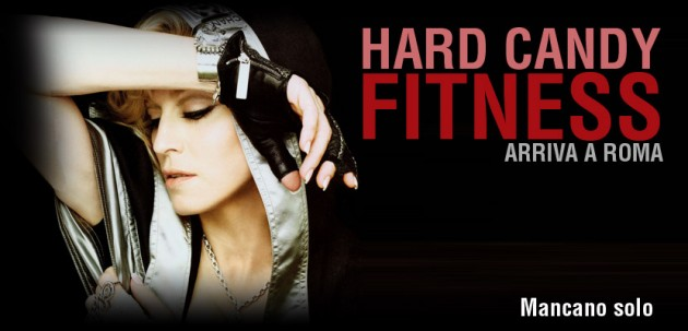 Hard Candy Fitness a Roma