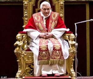 Trono papale