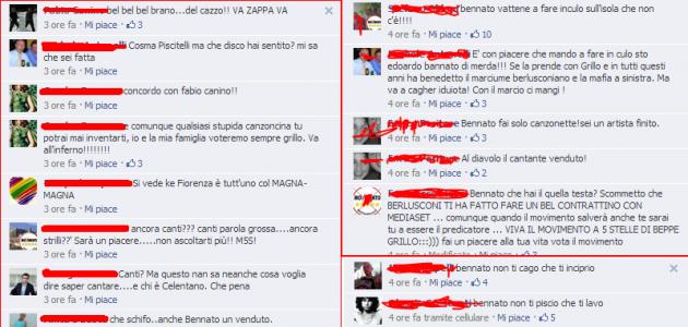 bacheca facebook edoardo bennato