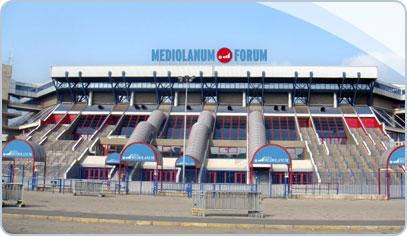 mediolanum forum assago