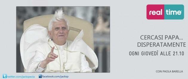 Papa Dimissioni