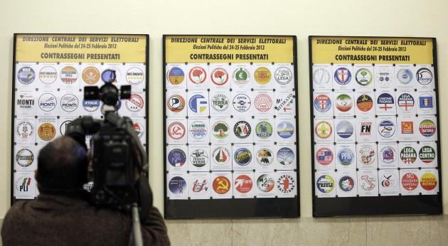 Come si vota alle elezioni regionali 2013 in molise for Lista politici italiani