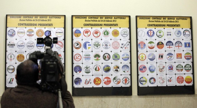 Simboli Elezioni