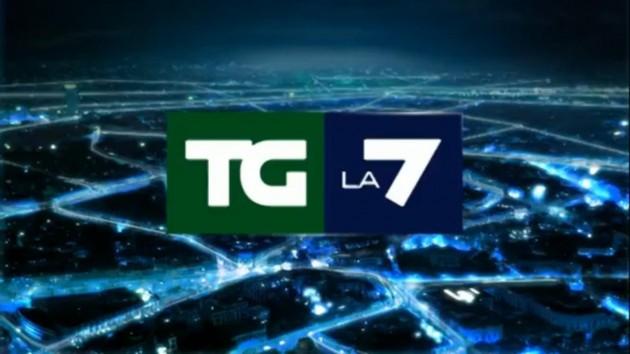 tg la7 in vendita