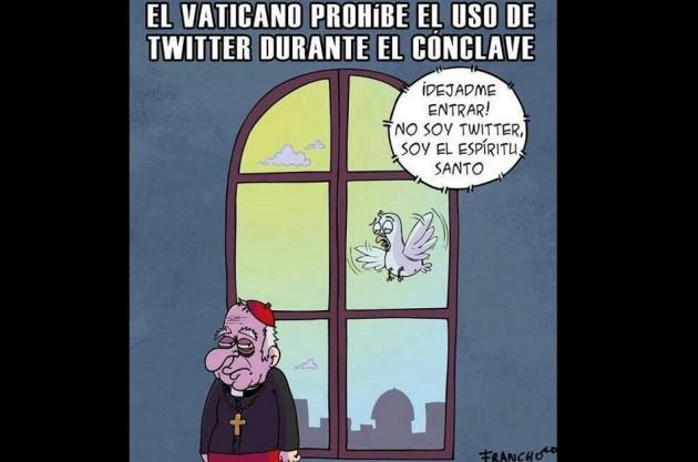 conclave vignetta